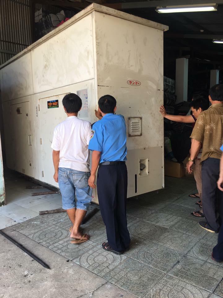 Dịch vụ sửa chữa máy phát điện tại TPHCM