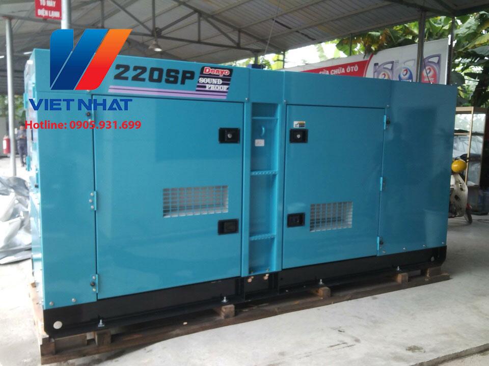 Máy phát điện 220kva Việt Nhật Power