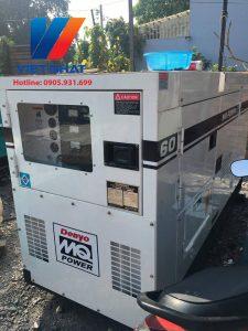 Máy phát điện 60kva Việt Nhật Power
