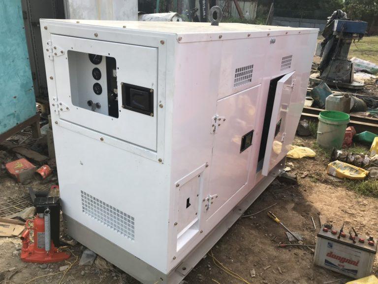 Máy phát điện Denyo 20kva (16kw)