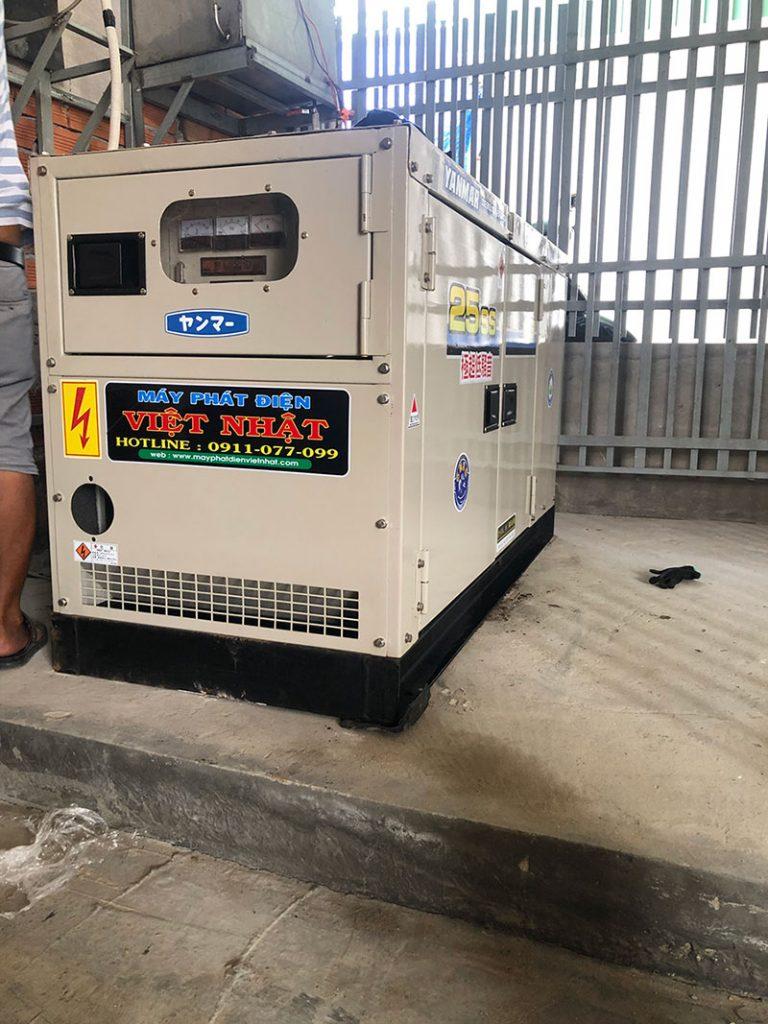 Máy phát điện Việt Nhật Power