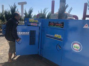 Máy phát điện Yanmar Việt Nhật Power