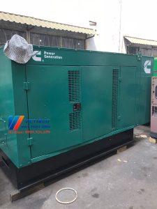 Máy phát điện Cummins 150kva (120kw)