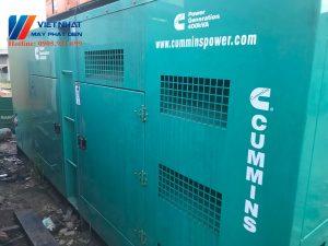 Máy phát điện Cummins 400kva (320kw)