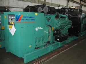 Máy phát điện Cummins 450kva (360kw)