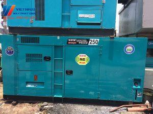 Máy phát điện Denyo 250kva (200kw)
