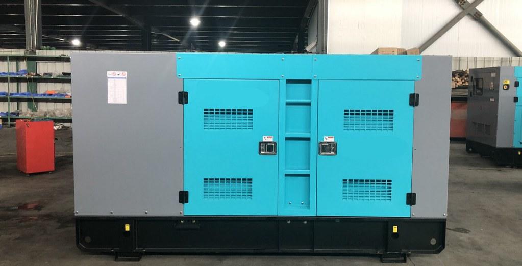 Máy phát điện Doosan 150kva (120kw)