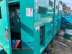 Máy phát điện Komatsu 500kva (400kw)