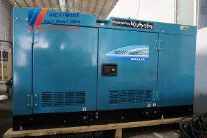 Máy phát điện Kubota 25kva (20kw)