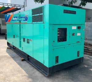 Máy phát điện Mitsubishi 400kva (320kw)