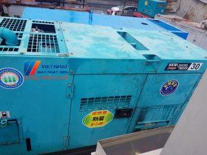 Máy phát điện Mitsubishi 30kva