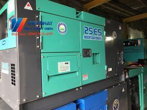 Máy phát điện Denyo 25kva (20kw)