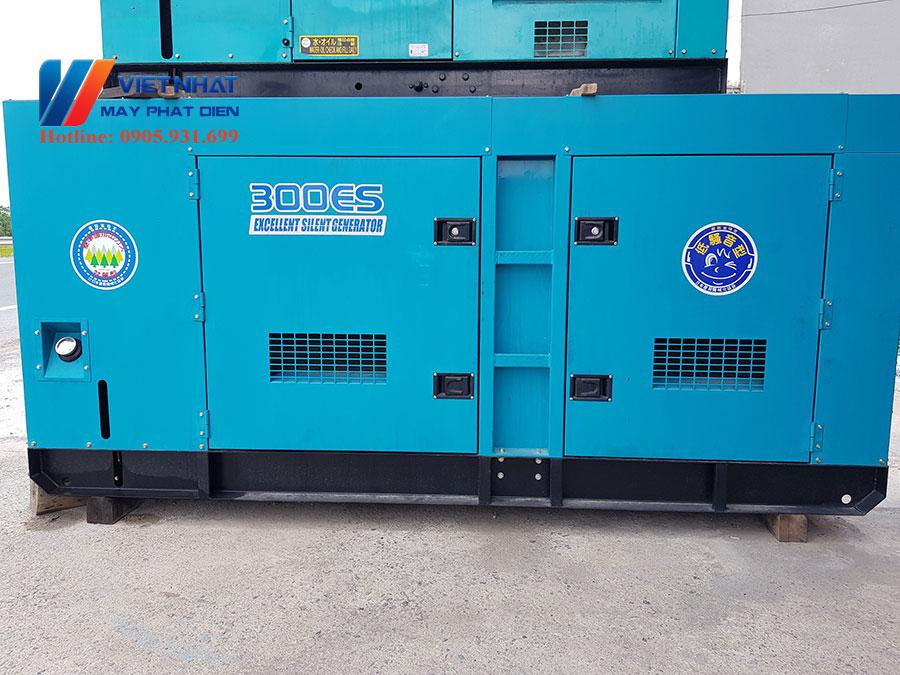 Máy phát điện Denyo 300kva