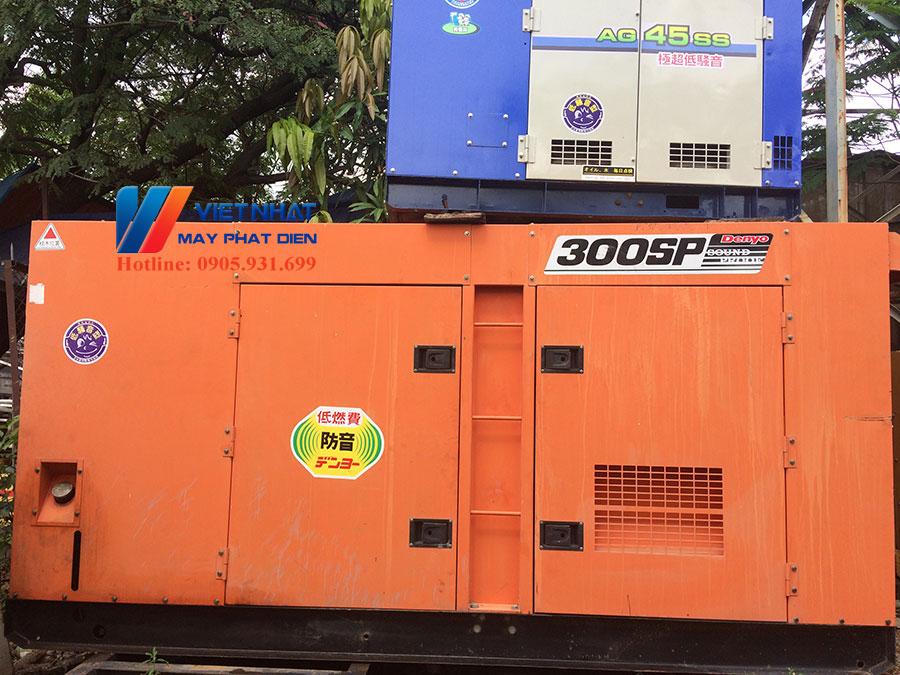 Máy phát điện Denyo 300kva (240kw)