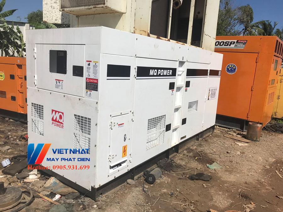 Máy phát điện Denyo 400kva (320kw)