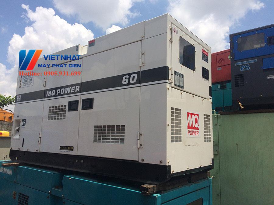 Máy phát điện Denyo 60kva (48kw)