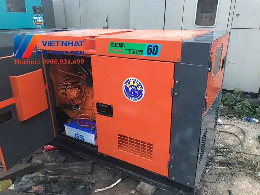 Máy phát điện denyo 60kva Việt Nhật Power