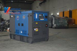 Máy phát điện Isuzu 50kva (40kw)